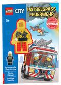 LEGO® CITY™ - Rätselspaß Feuerwehr (Mit Minifigur)