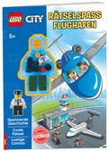 LEGO® CITY™ - Rätselspaß Flughafen (Mit Minifigur)