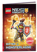 LEGO® NEXO KNIGHTS™ - Ritter in Monsterlaune, Lesebuch