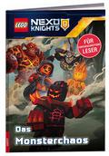 LEGO® NEXO KNIGHTS™ - Das Monsterchaos, Lesebuch für fortgeschrittene Leser