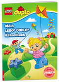 LEGO® DUPLO ® - Mein LEGO® DUPLO Rätselbuch