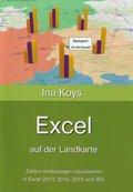 Excel auf der Landkarte (eBook, )