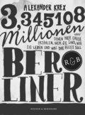 3,345108 Millionen Berliner (eBook, ePUB)