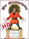 Der Struwwelpeter oder lustige Geschichten und drollige Bilder (HD) (eBook, PDF)