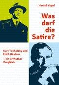 Was darf die Satire? (eBook, PDF)