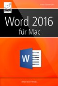 Word 2016 für Mac (eBook, )