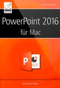 PowerPoint 2016 für Mac (eBook, )