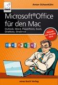Microsoft Office für den Mac - aktuell zur Version 2019 (eBook, )