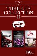 Thriller Collection II (eBook, ePUB)