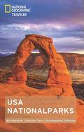 National Geographic Traveler - USA-Nationalparks Reiseführer