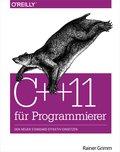 C++11 für Programmierer (eBook, PDF)