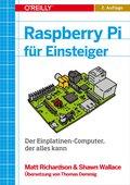 Raspberry Pi für Einsteiger (eBook, )