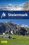 Steiermark Reiseführer Michael Müller Verlag (eBook, ePUB)