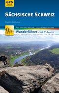Sächsische Schweiz Wanderführer Michael Müller Verlag (eBook, ePUB)