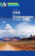 USA - Südwesten Reiseführer Michael Müller Verlag (eBook, ePUB)