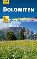 Dolomiten Wanderführer Michael Müller Verlag (eBook, ePUB)