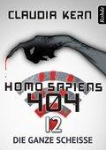 Homo Sapiens 404 Band 12: Die ganze Scheiße (eBook, ePUB)