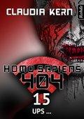 Homo Sapiens 404 Band 15: Ups ... (eBook, ePUB)