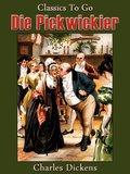 Die Pickwickier (eBook, ePUB)