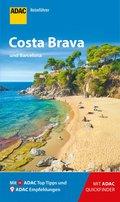 ADAC Reiseführer Costa Brava (eBook, ePUB)