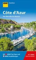 ADAC Reiseführer Côte d'Azur (eBook, ePUB)