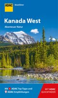 ADAC Reiseführer Kanada West (eBook, ePUB)