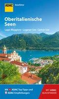 ADAC Reiseführer Oberitalienische Seen (eBook, ePUB)