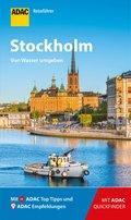ADAC Reiseführer Stockholm (eBook, ePUB)