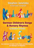 Kinderlieder Songbook - German Children's Songs & Nursery Rhymes - Kids Songs (eBook, PDF)