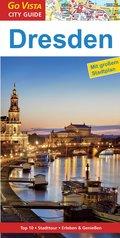 GO VISTA: Reiseführer Dresden (eBook, ePUB)