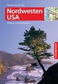 Nordwesten USA - VISTA POINT Reiseführer Reisen Tag für Tag (eBook, ePUB)