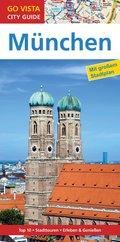 GO VISTA: Reiseführer München (eBook, ePUB)