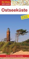 GO VISTA: Reiseführer Ostseeküste (eBook, ePUB)