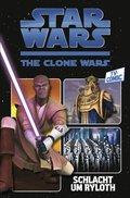 Star Wars: The Clone Wars (zur TV-Serie), Band 2 - Schlacht um Ryloth (eBook, PDF)