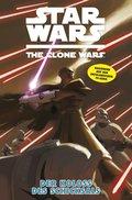 Star Wars: The Clone Wars (zur TV-Serie), Band 5 - Der Koloss des Schicksals (eBook, PDF)