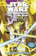 Star Wars: The Clone Wars (zur TV-Serie), Band 6 - Schlacht um Khorm (eBook, PDF)