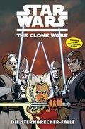 Star Wars: The Clone Wars (zur TV-Serie), Band 10 - Die Sternbrecher-Falle (eBook, PDF)