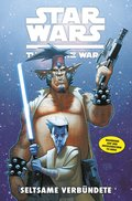 Star Wars: The Clone Wars (zur TV-Serie), Band 11 - Seltsame Verbündete (eBook, PDF)