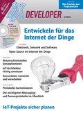 iX Developer - Entwickeln für das Internet der Dinge (eBook, PDF)