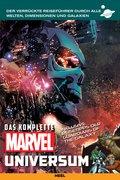 Das komplette Marvel-Universum (eBook, ePUB)