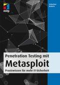 Penetration Testing mit Metasploit (eBook, PDF)