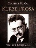 Kurze Prosa (eBook, ePUB)