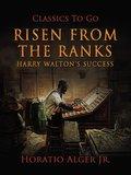Risen from the Ranks Harry Walton's Success (eBook, ePUB)