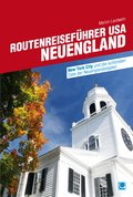 Routenreiseführer USA - Neuengland (eBook, PDF)