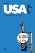 Fettnäpfchenführer USA (eBook, PDF)