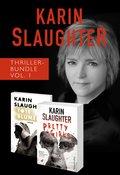 Karin Slaughter Thriller-Bundle Vol. 1 (Tote Blumen / Pretty Girls) (eBook, ePUB)