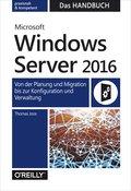 Microsoft Windows Server 2016  -  Das Handbuch (eBook, PDF)