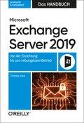 Microsoft Exchange Server 2019 - Das Handbuch (eBook, ePUB)