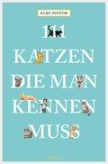 111 Katzen, die man kennen muss (eBook, ePUB)