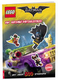 LEGO® DC Comics Superhelden - Ein Batman-Rätselspaß (Mit über 200 Stickern)